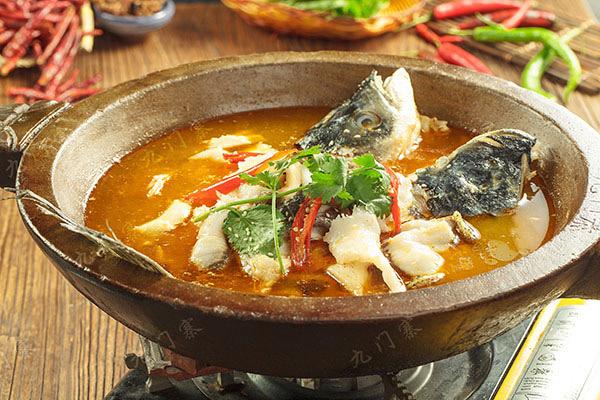 馳魚石鍋魚——餐飲投資好項目