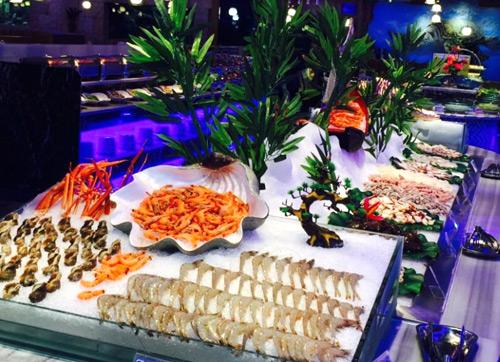 深海800米海底主题餐厅