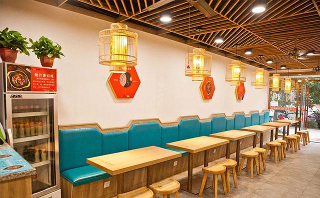 吴太和鲍汁黄焖鸡加盟店铺