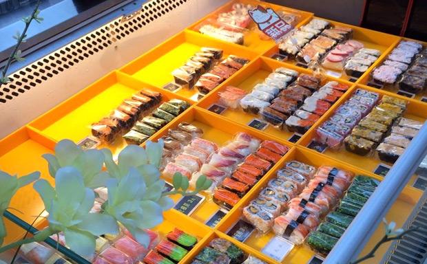 越前外带寿司加盟