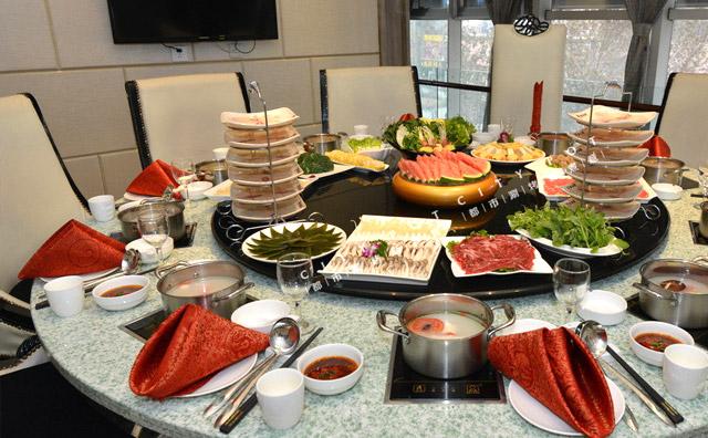 大城小锅火锅加盟菜品