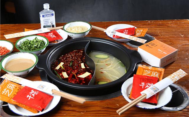 川把式串串香加盟菜品