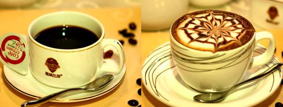 塞纳左岸咖啡加盟连锁品牌 中华餐饮网