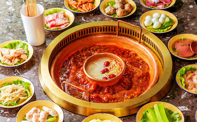 川味火锅加盟菜品