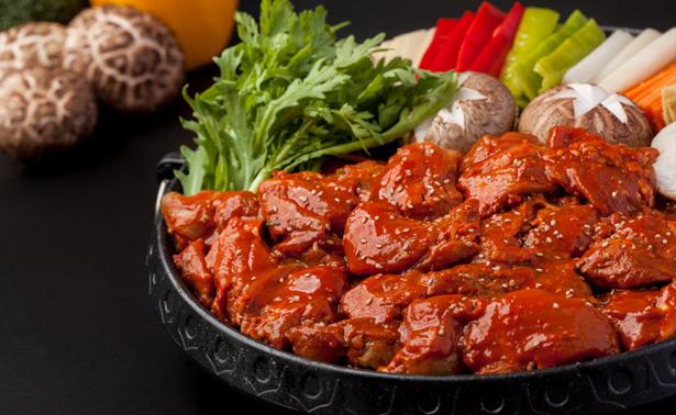 谷喜农韩国料理加盟连锁