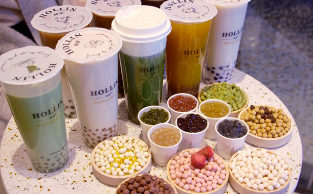 hollin赫里奶茶怎么样?赫里奶茶哪个好喝