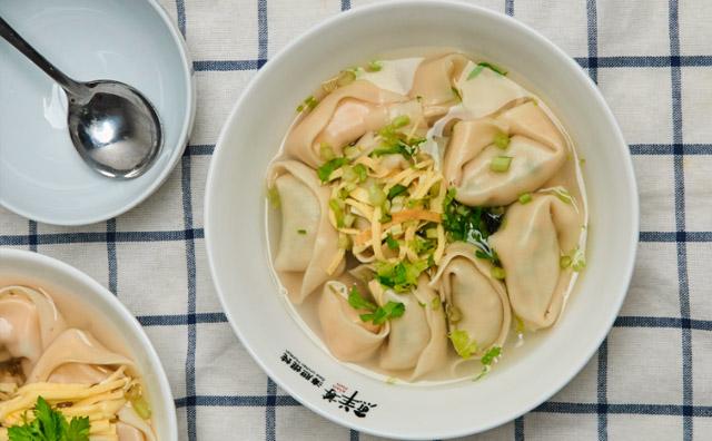 鲜尊海鲜馄饨:原汁原味,每一味都是海的味道!
