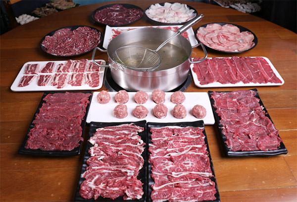 领鲜潮牛鲜牛肉火锅品牌优势