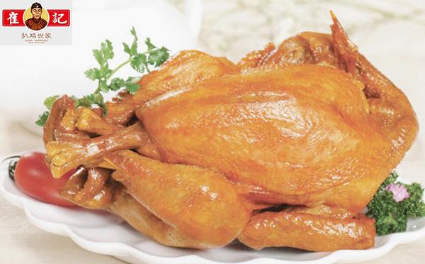 崔记扒鸡加盟菜品