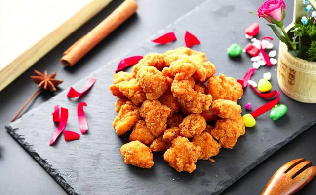 功夫鸡排,正宗台湾口味,口感酥脆色泽诱人健康美味