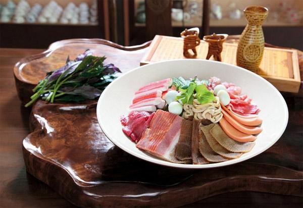 三顾冒菜菜品