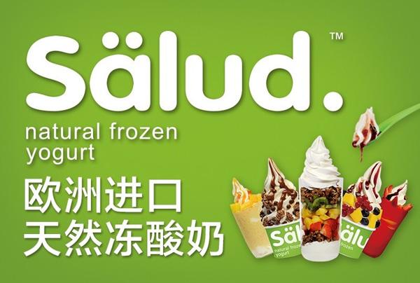 Salud(撒露)冻酸奶加盟