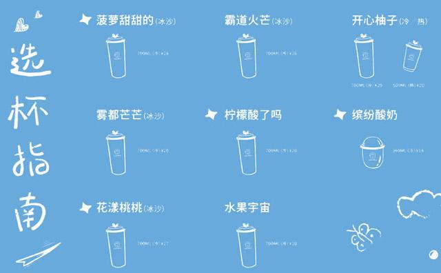 星卡里奶茶加盟费用