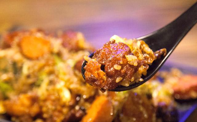 港式铁板炒饭加盟菜品