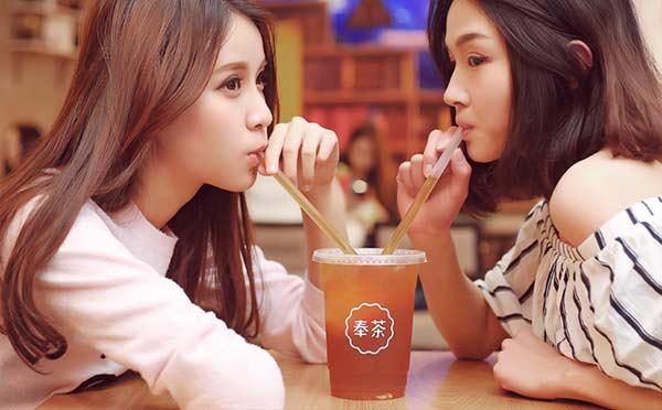 奉茶,比茶更清香越吸越上瘾
