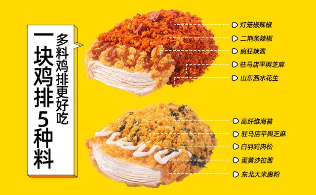 口水鸡排六大项目优势