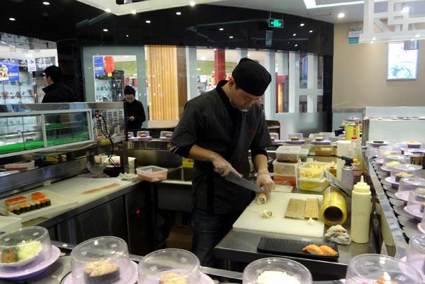 和悦寿司加盟费用