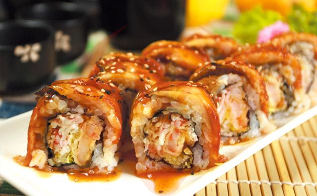 寿司加盟优势