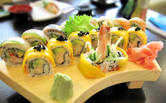 寿司加盟费用