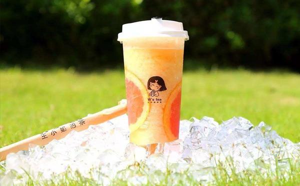 王小姐的茶都具有鲜明的个性
