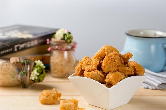 亚米荟盐酥鸡加盟