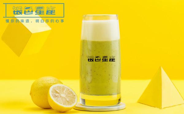 银色星座奶茶加盟产品