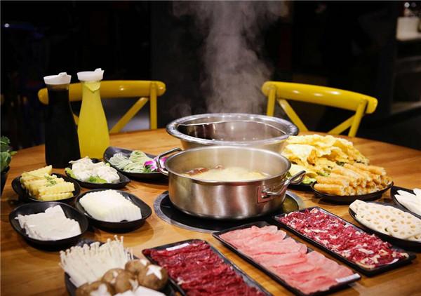 来海汕记潮汕牛肉火锅吃牛肉,不能错过的四种牛肉部位