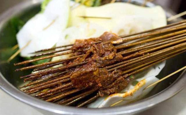 朱家兄弟串串,绿色健康养生的冷锅串串香