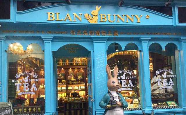 布兰兔的茶优势
