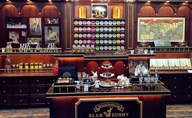 布兰兔的茶店铺