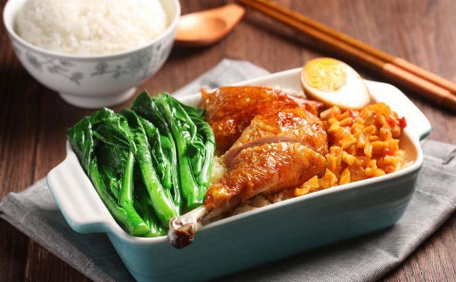 台湾卤肉饭加盟费用