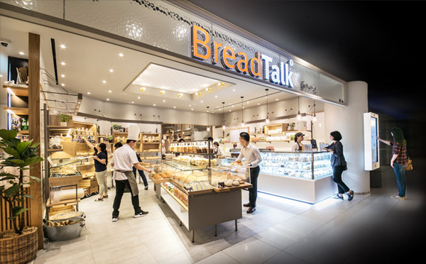 BreadTalk面包新语集团旗下品牌介绍详情