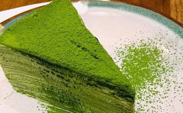 实力品牌抹茶日记推出健康与美味兼得的产品