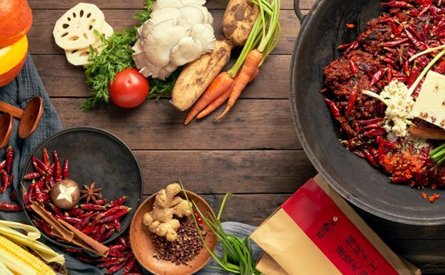 夏季吃在渝里火鍋的配菜清單