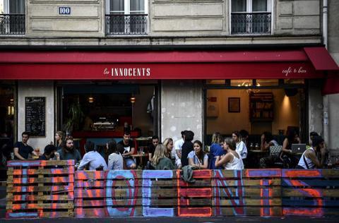 法国65.8%的餐饮机构担心倒闭 重新开门遥遥无期