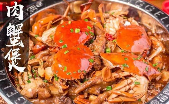 在三线城市开肉蟹煲的经历,成功经验帮到你
