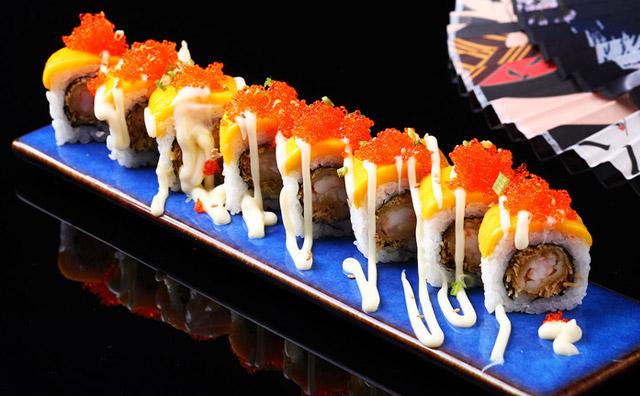 日式寿司连锁店如何挖掘新菜品