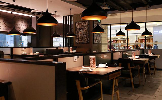 餐饮店面多少是判断品牌实力的标准吗
