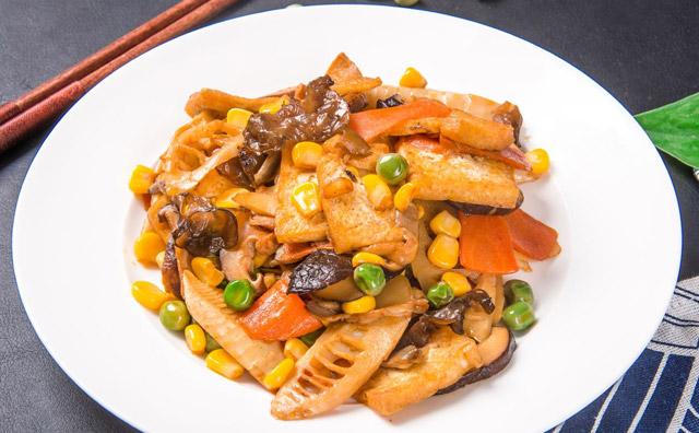 八珍豆腐的家常做法