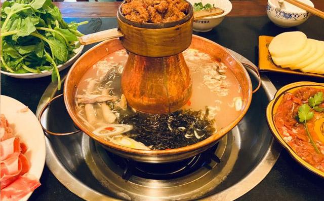 自制涮羊肉锅底的做法