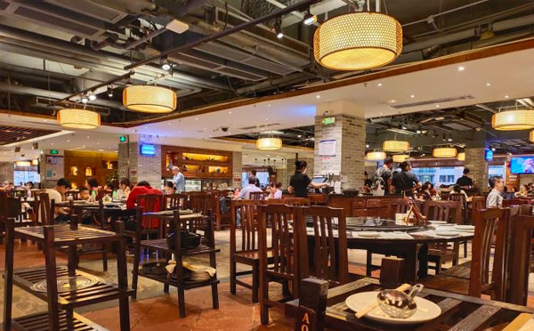 大型餐饮开业筹备期工作流程