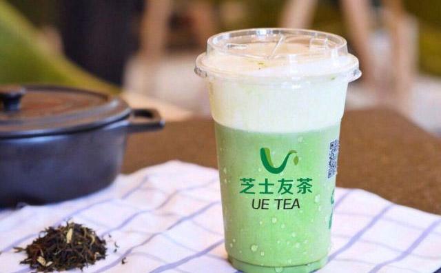 芝士友茶,0色素0添加的健康饮品