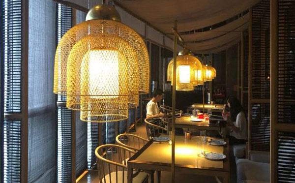 怎么用较少的钱装修出较高的餐厅
