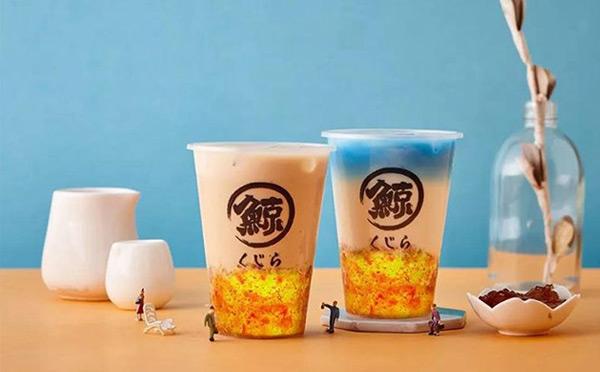 餐饮加盟好项目品牌有哪些-琉璃鲸奶茶