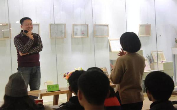 阿布阿布咖啡馆创始人武钰峰