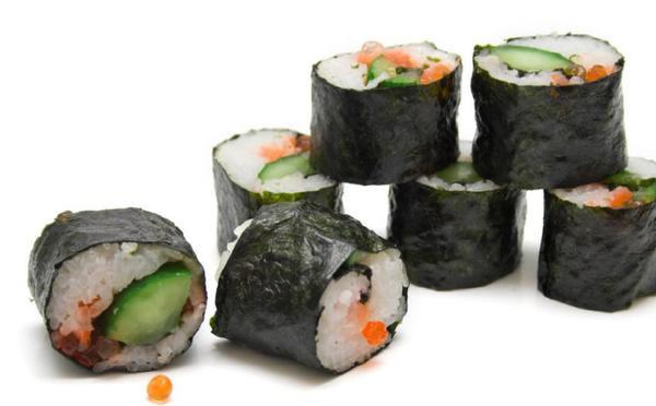 学什么小吃简单又好吃-海苔寿司