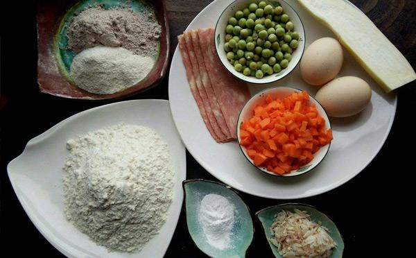 粗粮早餐:健康必备