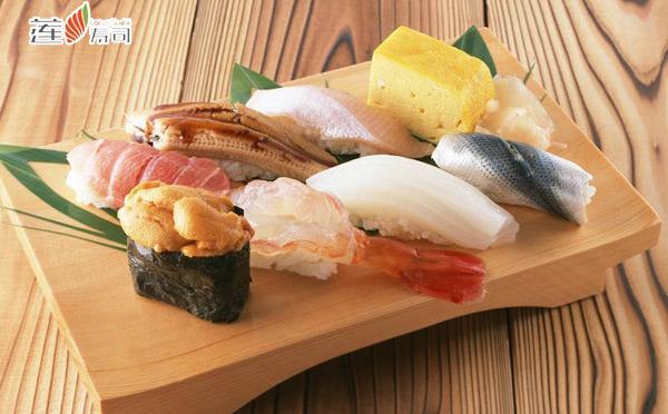 莲寿司,经典寿司加盟美味+时尚+健康