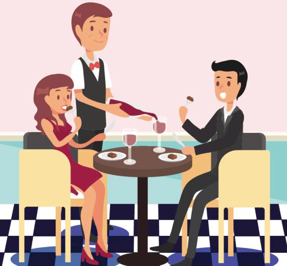 做好这7个餐饮服务细节,顾客个个满意而归