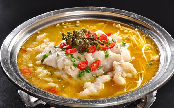 有一招酸汤火锅,麻辣味厚咸鲜而香